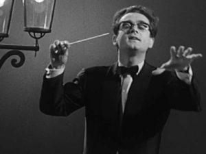 Michel Legrand, image extraite du documentaire de Gregory Monro Michel Legrand, sans demi-mesure