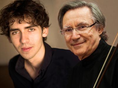 Alexandre et Jean-Jacques Kantorow