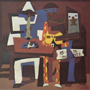 Trois Musiciens de Picasso