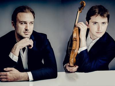 Brieuc Vourch et Guillaume Vincent