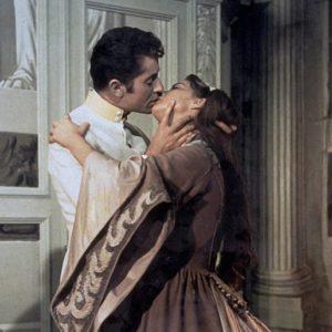 Alida Valli et Farley Granger dans le film Senso de Visconti